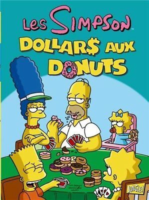 Les Simpson, Tome 20 : Dollars aux donuts Matt Groening JUNGLE EDITIONS Francais