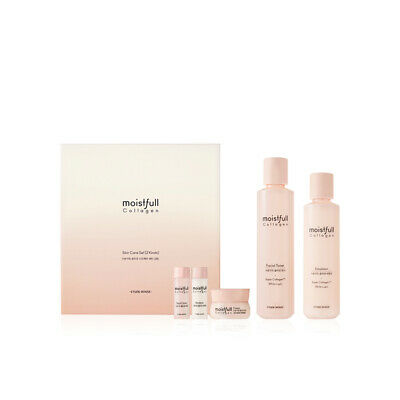 [Etude House] Moistfull Collagen Skincare 2 Set