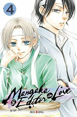 Mangaka & editor in love, Tome 4 : Mio Nanao Soleil Productions 192 pages