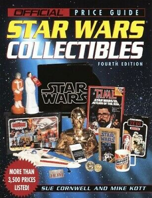 House of Collectibles Price Guide to Star Wars Collec... by Kott, Mike Paperback