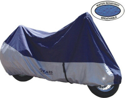 Gears Canada Premium Heavy Duty Water Resistant Motorcycle Cover Extra Large
