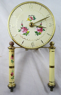 Vintage Anniversary Clock Dial, hands and legs