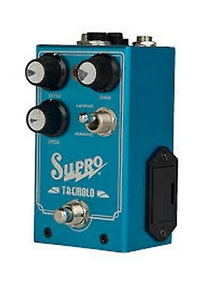 Supro 1310 Tremolo Pedal        NEW  !