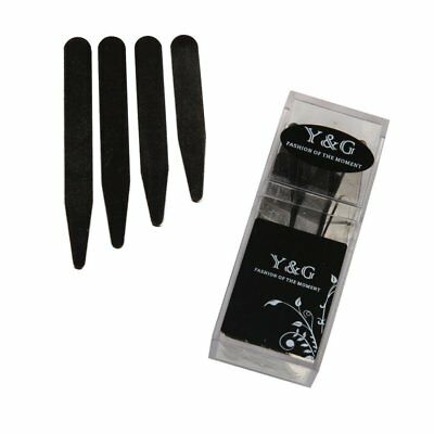 Soild Metal Collar Stays Gift in a Clear Plastic Bossx BY Y&G Cs3017