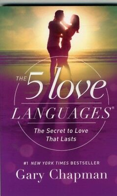 The 5 Love Languages (Paperback), CHAPMAN, GARY, 9780802412706
