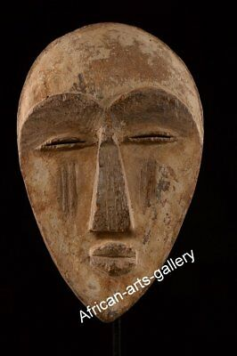 59457 Old Mask of Banso Cameroon/Cameroon Africa