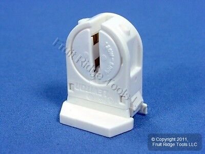 Leviton Fluorescent Light Socket Lamp Holder HO Miniature Bi-Pin T5 13654-SNP