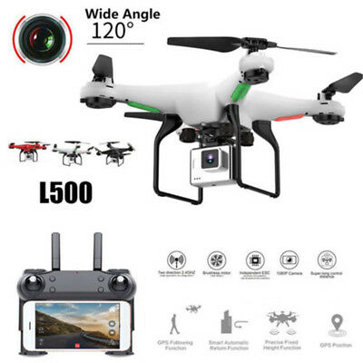 L500 RC Drone 720P HD Wifi Wide Angle Lens Camera Drone FPV Helicopter Hover