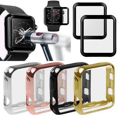 Cover Screen Protector Film Accesso For iWatch 38 42MM APPLE WATCH Series 1 2 3