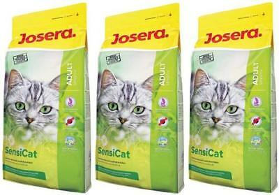 Josera Emotion Sensi Cat 3 x 10 kg Katzenfutter