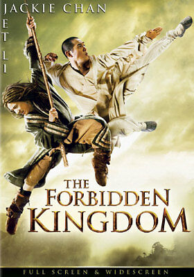 The Forbidden Kingdom (DVD,2008)