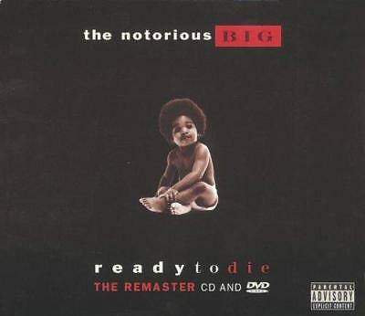 The Notorious B.I.G. - Ready To Die - The Remaster (NEW CD+DVD)