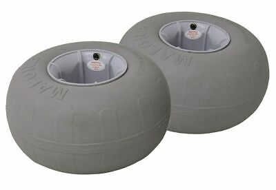 Malone Balloon Beach Wheels for Clipper/Xpress, Set of 2, MPG516 Trailer Parts