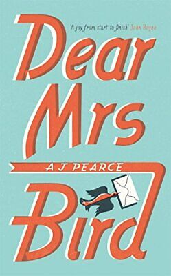 Dear Mrs Bird by Pearce, AJ Book The Cheap Fast Free Post