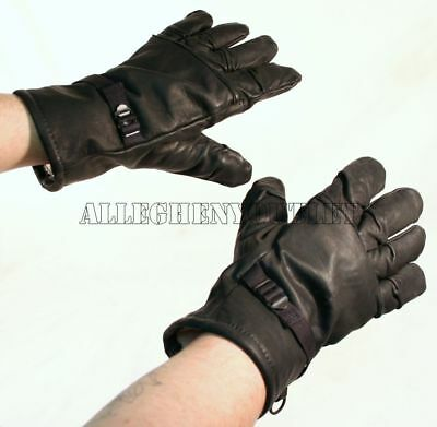 US Military -10°F ICW Intermediate Cold Weather GLOVES Goretex Leather Med NIB