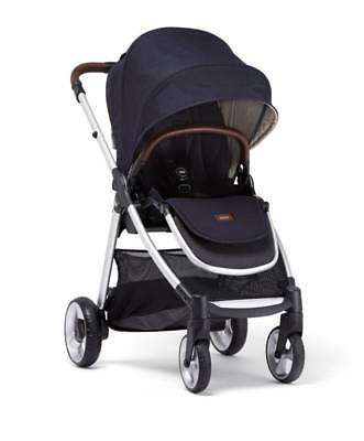 Mamas & Papas 2018 Armadillo Flip XT2 Stroller in Dark Navy Brand New Free Ship