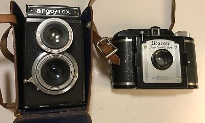 Argus Argoflex & Beacon Two-Twenty Five - Sold As-Is, Untested