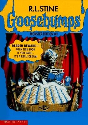 Goosebumps: Monster Edition #1 by Stine, R. L. Book The Fast Free Shipping