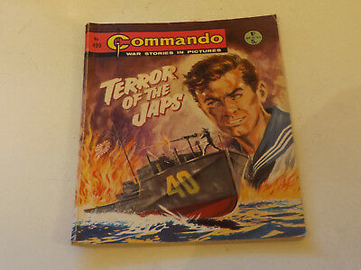 Commando War Comic Number 499,1970 Issue,good For Age,48 Years Old,very Rare.