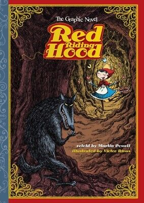 Red Riding Hood: The Graphic Novel (Graphic Spin) (Paperback), Ri...