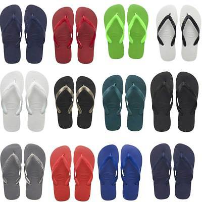 3d9bf562d6ba Havaianas Top Men Rubber Flip Flops Beach Women Sandals Uk Size 3 4 5 6 7
