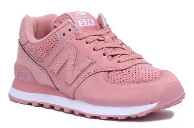 NEW BALANCE WL 574 URT SERPENT LUXE dusted peach WL574URT 616321-50 ...