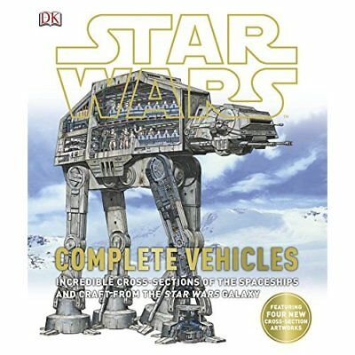 Star Wars Complete Vehicles - Hardcover NEW Dougherty, Kerr 2013-08-01