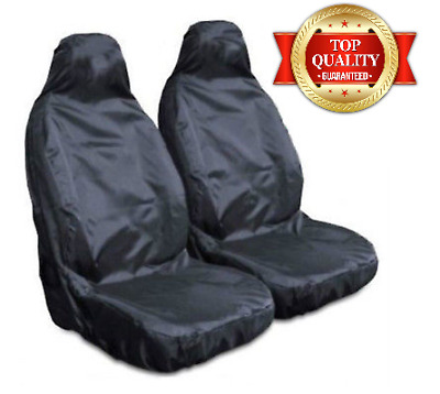 Top Quality Universal Mercedes Benz Heavy Duty Car Seat Covers / Protectors 1+1