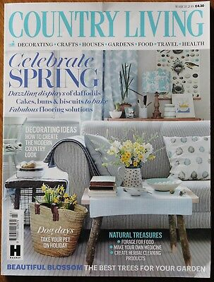 Country Living Magazine - March 2018