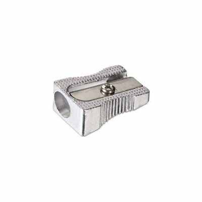 Oic Metallic All-metal Cutter Pencil Shrpnr - Handheld - Metal, Aluminum (30218)