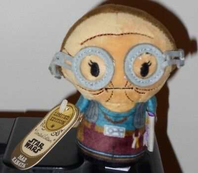 Hallmark Itty Bitty Bittys ~ MAZ KANATA Ltd. Edit. (Star Wars:The Force Awakens)
