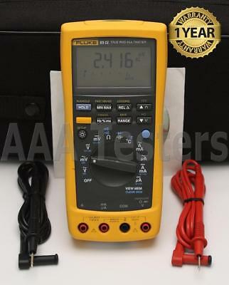 Fluke 89 IV True RMS Digital Multimeter 89IV 89-4 89-IV