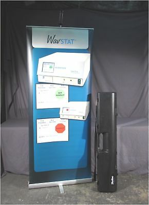 "Skyline 3000-R 33""W X 78""H Retractable Trade Show Banner Stand"