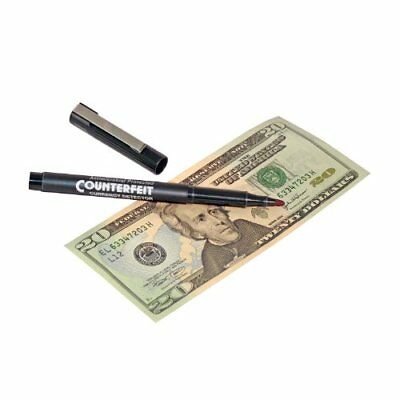 Mmf Counterfeit Currency Detector Pen - Magnetic Ink - Black (200045112)