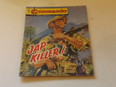 Commando War Comic Number 15!,1962 Issue,superb For Age,56 Years Old,very Rare.