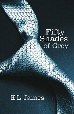 Fifty Shades of Grey by James, E L Book The Cheap Fast Free Post