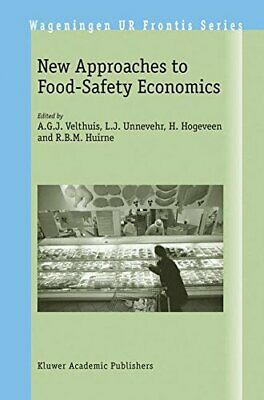 New Approaches to Food-Safety Economics (Wageningen UR Frontis ... Hardback Book