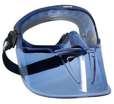 Mask + protects face Bollé Safety BLAST anti face face protector protection BLV