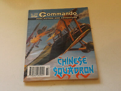 Commando War Comic Number 2890,1995 Issue,good For Age,23 Years Old,very Rare.