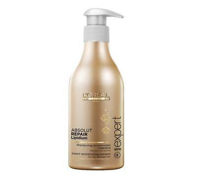 Loreal Serie Expert Absolut Repair Lipidium Shampoo Mit Spender - 500ml