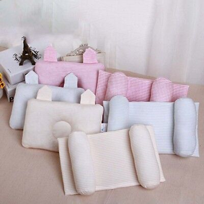 Anti-roll Sleep Soft Pillow Newborn Baby Stereotype Washable Pillow Correction