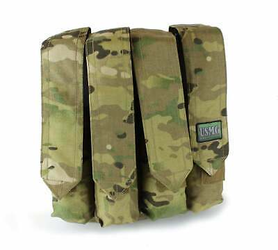 Vertical 4x MOLLE Paintball Pod P90 Pouch