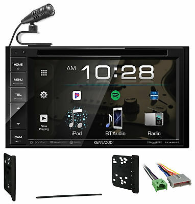 Kenwood Car DVD/iPhone/Android/USB Bluetooth Receiver For 1995-97 Ford Explorer