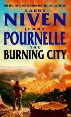 The Burning City - Larry Niven - Orbit - Acceptable - Paperback