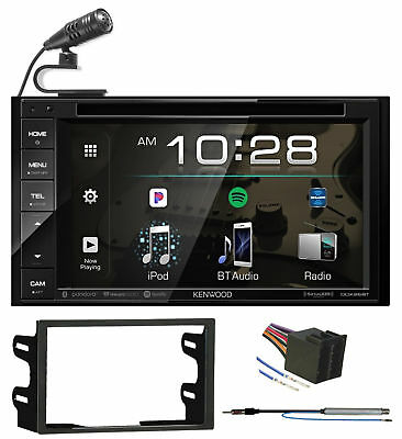 Kenwood DVD/iPhone/Android/USB Bluetooth Receiver For 1998-99 Volkswagen Passat