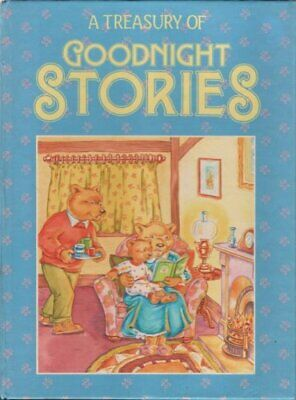 A Treasury of Goodnight Stories by Marshall Cavendish Book The Cheap Fast Free