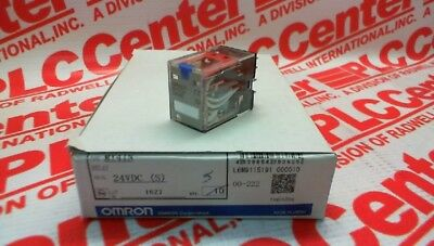 Omron My4In-24Dc-S / My4In24Dcs (Rqaus1)
