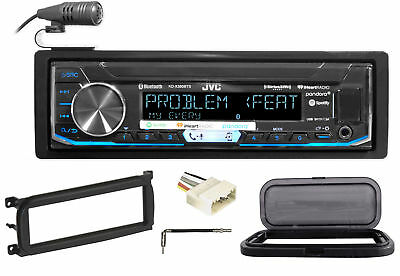JVC Digital Media Bluetooth Receiver USB/iPhone/XM For 03-06 JEEP WRANGLER TJ