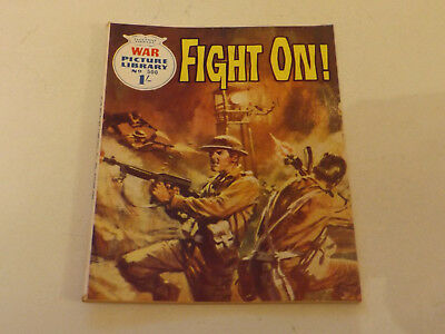 WAR PICTURE LIBRARY NO 500!,dated 1969!,V GOOD for age,great 49!YEAR OLD issue.