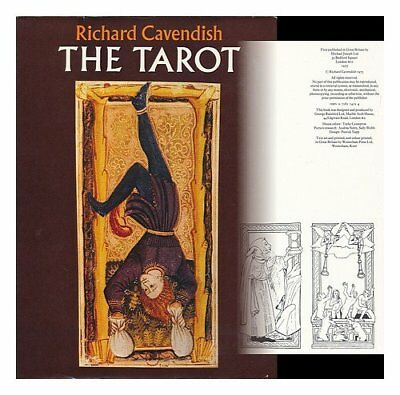 Tarot by Cavendish, Richard Hardback Book The Cheap Fast Free Post
